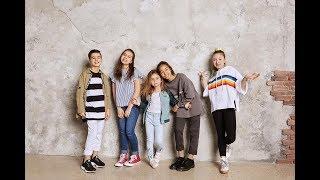 Kids United Nouvelle Génération - La tendresse ( Paroles )