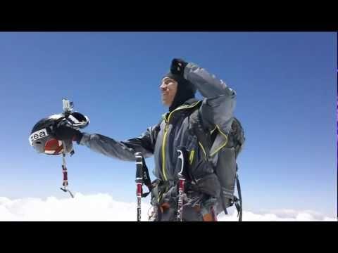 Ski Mera Peak Nepal