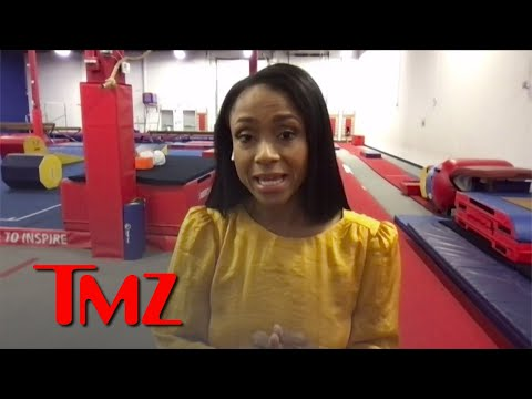 Dominique Dawes Sympathizes with Simone Biles Pulling Out of Olympics | TMZ
