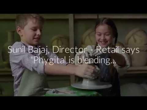 Sunil Bajaj on Phygital Retail