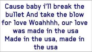 Demi Lovato - Made In The USA (Lyrics On Screen)