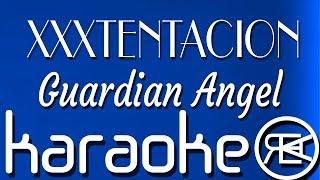 XXXTENTACION - Guardian Angel | Karaoke Lyrics Instrumental (Skins)