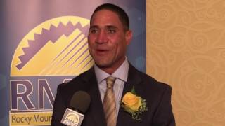 Marvin Jackson - 2017 RMAC HOF Pre-Ceremony Interview