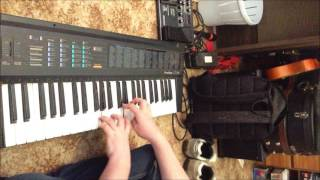 Casio CT-390 Demo: Yellow Magic Orchestra - Rydeen (cover)