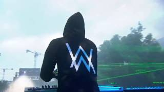 Alan Walker Faded Live Concert