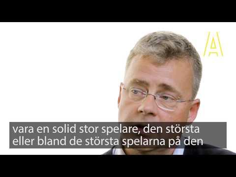 Säkerhet en hjärtefråga för Assemblins koncernchef Mats Johansson