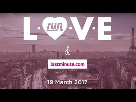 Love Run & lastminute.com Partnership