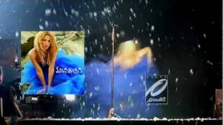 Shakira Antes de las Seis Tour Sale el Sol Live From Paris 3D por Grupo Presente Multimedios