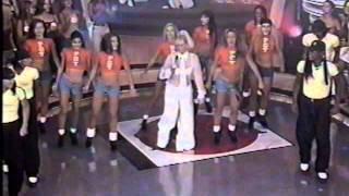 Início do Planeta Xuxa (Paquitas de shortinhos jeans) do dia 7/3/1998