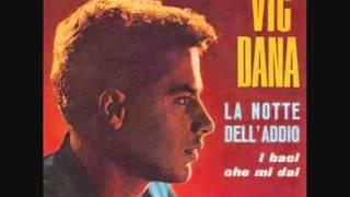 Vic Dana  La notte dell'addio (sanremo 66 )  cover by  Tony