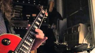 """Alice Cooper """"10 Minutes Before The Worm"""" Glen Buxton's guitar licks"""