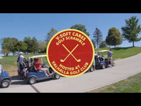 V-Soft Cares 3rd Annual Charity Golf Scramble at Valhalla Golf Club