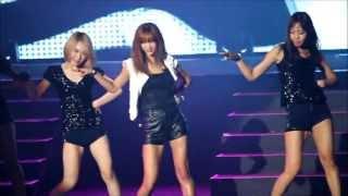Black & White - G.NA - K-POP Dream Concert Live In Malaysia