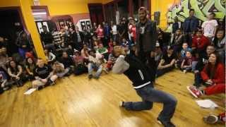 All styles dance to Kendrick Lamar Backseat Freestyle