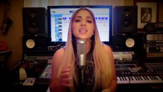 Lights Down Low - MAX (Official Cover by Sophia Bollman)