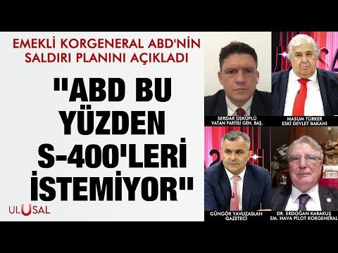 Odak Noktası – 29.4.2021 – Serdar Üsküplü – Masum Türker – Güngör Yavuzaslan – Dr. Erdoğan Karakuş