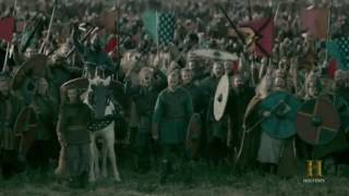 Vikings - Battle s04e18 (Tyr by Wardruna)