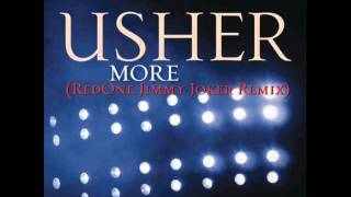 Usher - More (Official Audio Video)