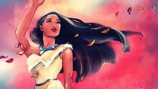 Cores do vento, Pocahontas - Versão cover.