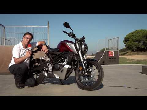 Motosx1000: Test Honda CB125R