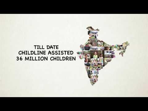 CHILDLINE 1098 film - a quick intro on how CHILDLINE works
