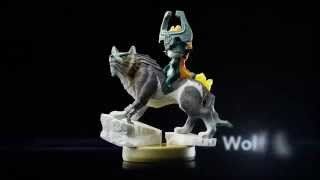 The Legend Of Zelda: Twilight Princess HD Reveal Trailer (High Quality) Twilight Princess HD Amiibo
