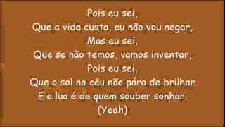 Agir - Tempo É Dinheiro Letra/Lyrics