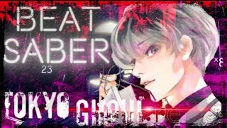 Tokyo Ghoul:Re FULL OP/Opening(Expert) - Beat Saber custom song