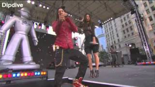 The Black Eyed Peas - Meet Me Halfway Live at Oprah's 24th Season Kickoff Party