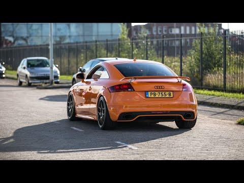 Modified Cars Leaving Car Meet - Armytrix GT-R R35, 2JZ Supra, IMS850 TT RS, Armytrix Golf 7 GTI