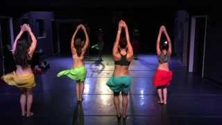 """Puketu"" by Te Vaka. Dance with Leolani"