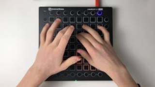 The Chainsmokers - Paris // Launchpad PRO Cover + Project File