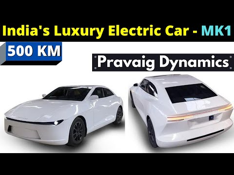 India's Luxury Electric Car - Pravaig Dynamics Extinction MK1