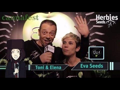 Eva Seeds @ Cannafest 2013 Prague / Praha