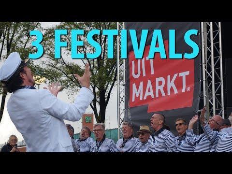 3 Amsterdam Festivals in 1 Day photo