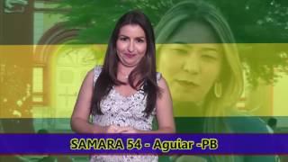 Samara Guedes -Aguiar PB  programa 05