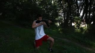 AK47 Sound Effect / After effects CS6