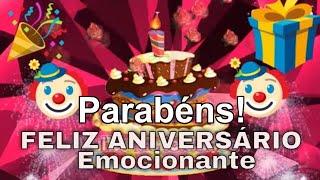 ❤ Linda Mensagem de Feliz aniversário  ❤ Birthday message for smartfhone - Pink Girls Game