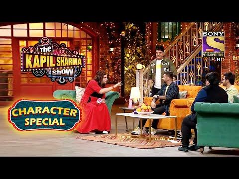 Sapna And Her Bubbly Talks! | The Kapil Sharma Show I Character Special