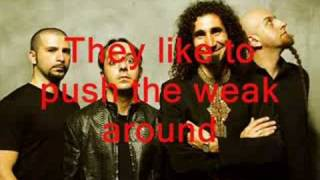 System of a Down- Deer Dance (Lyric Video)