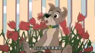 Lady and the Tramp 2 :A World Without Fences(Mandarin) Translation and lyrics