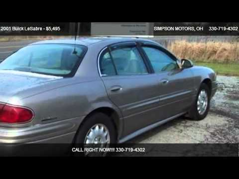 Hqdefault on 2000 Buick Lesabre Limited Problems