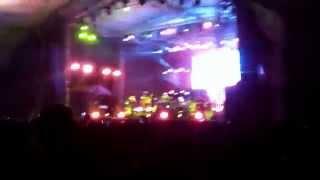 Panteon Rococo - Nunca fue - Feria de Pachuca 2014