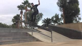 LakeSide SkatePark feat Derek Elmendorf