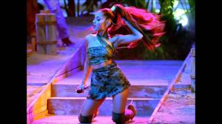 Ariana Grande   Side to Side ft  Nicki Minaj AMA Live Performance Sped Up
