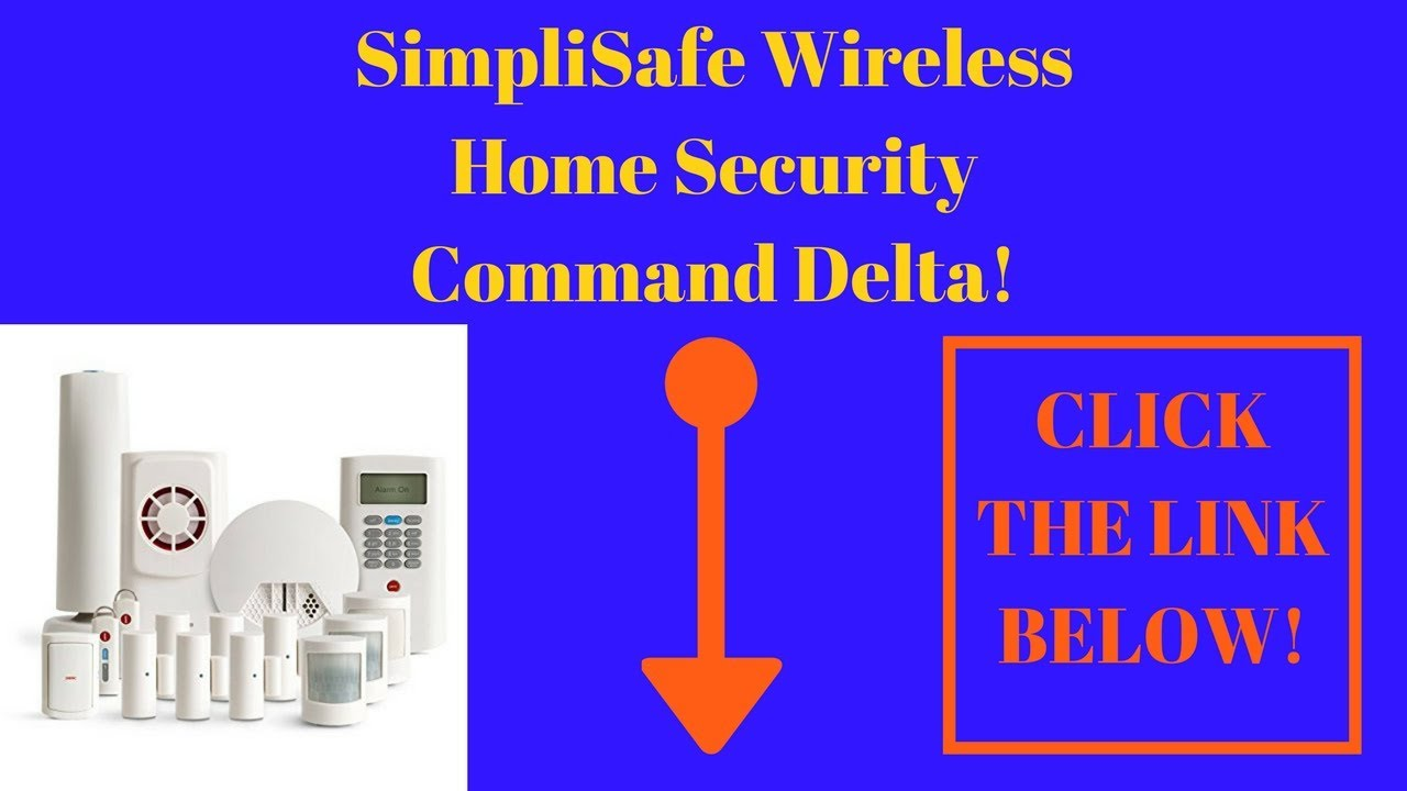 Best Wireless Home Security System Covington GA