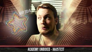Academy Unboxed - Hau5test
