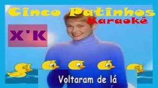 Cinco Patinhos/Xuxa/Karaokê