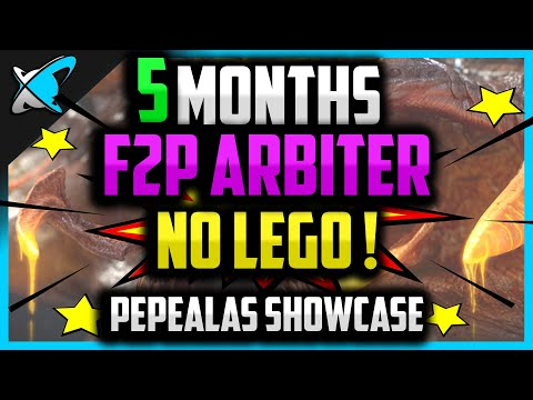 F2P ARBITER IN 5 MONTHS... NO LEGOS USED !!!! | Pepealas Account Showcase | RAID: Shadow Legends