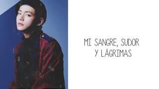 BTS- Blood Sweat & Tears (Japanese ver) sub español